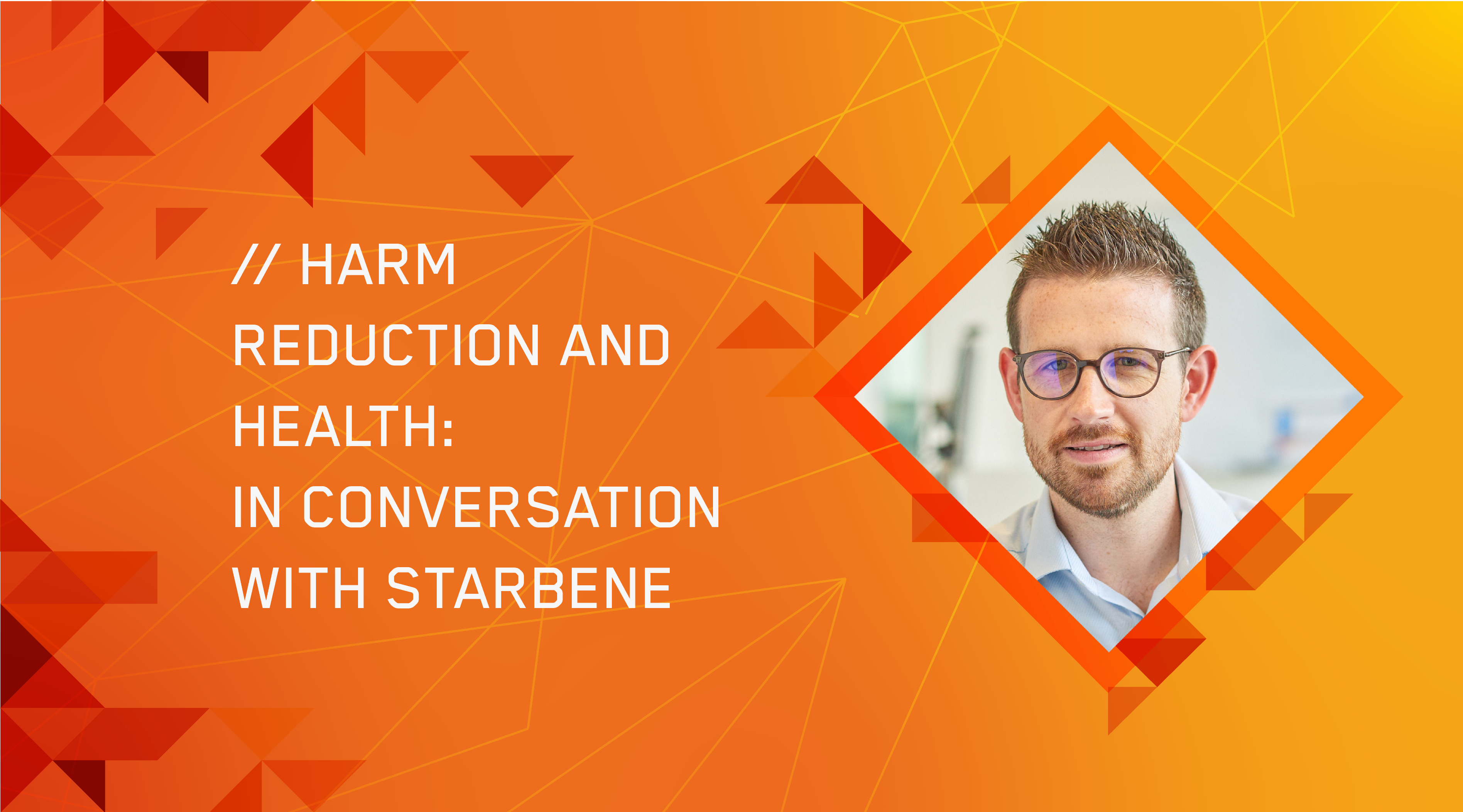 Harm Reduction and Health: In Conversation with Starbene