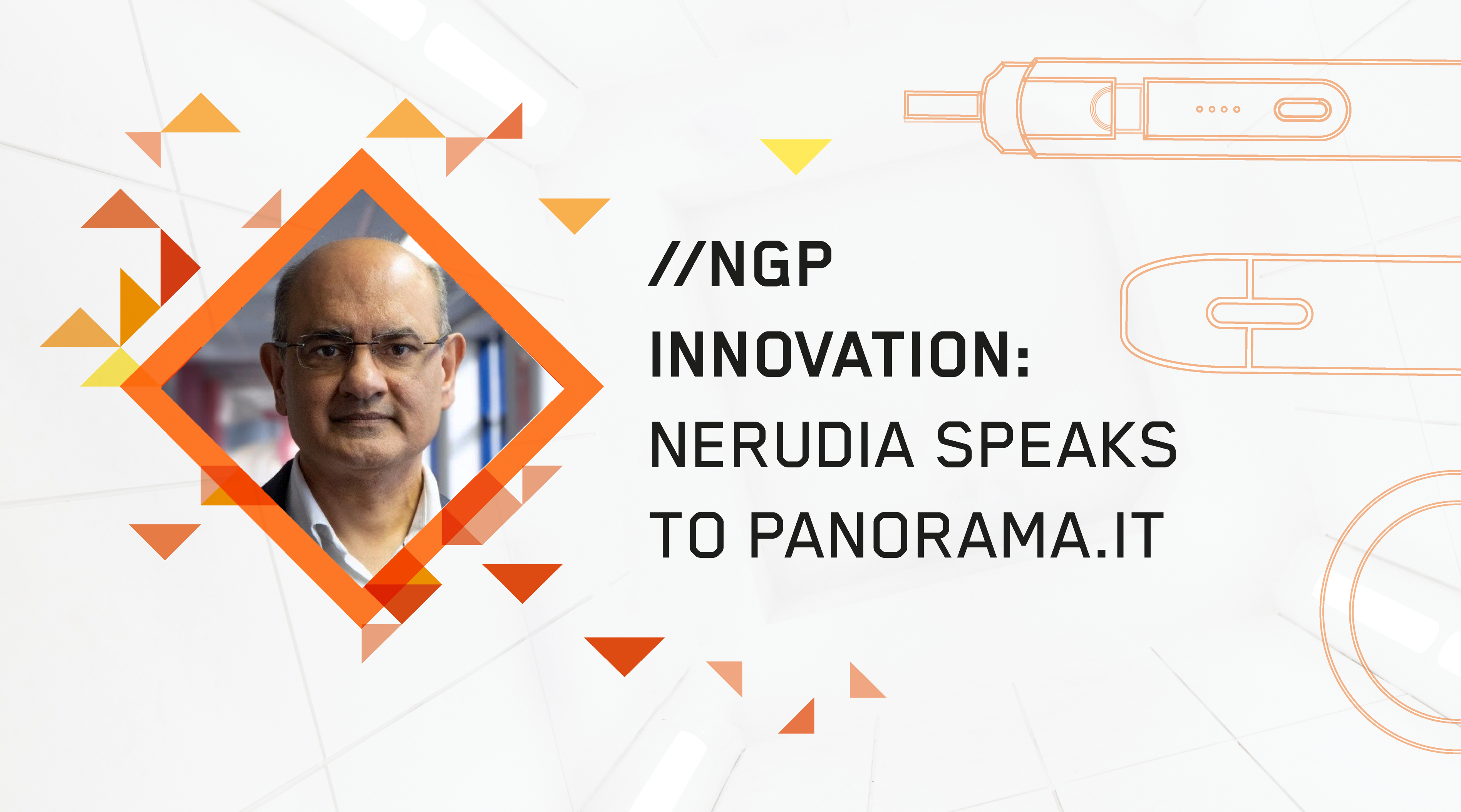 NGP innovation: Nerudia speaks to Panorama.it